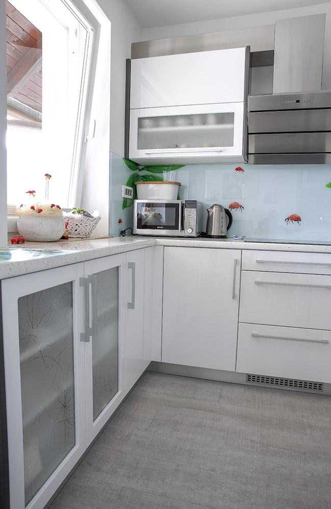 Mizarstvo Jesenko - Tržič - Kuhinja bela